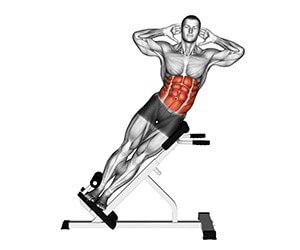 Lateral abdominal side strengthening